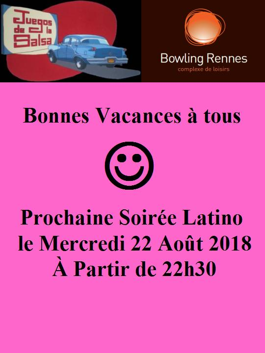 Vacances @ bowling Alma Loisirs | Rennes | Bretagne | France